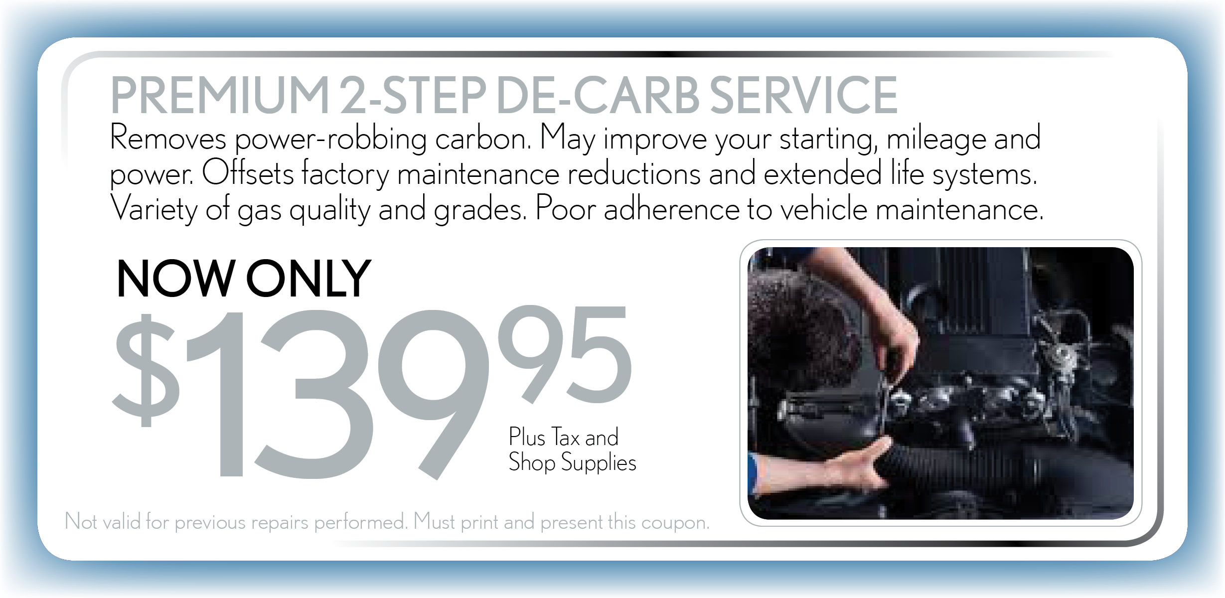 Fuel Injection Service Coupon, Delray Beach Honda Service Special